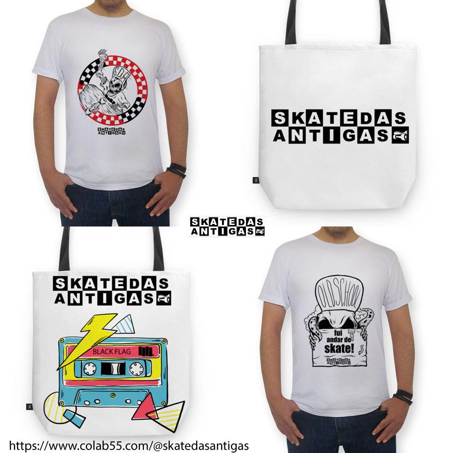 0de81ff7750c1 Promoção camisetas e bolsas – Skate das Antigas