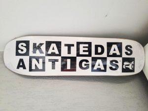 ad449d5cb Skate Das Antigas lança sua primeira linha de Shapes Old School!
